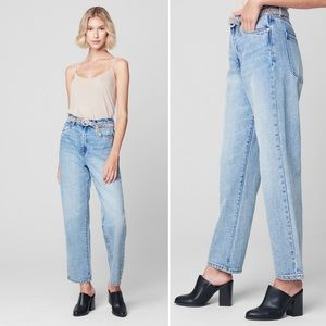 NWT BLANKNYC The Howard Loose Fit High Waist Jeans